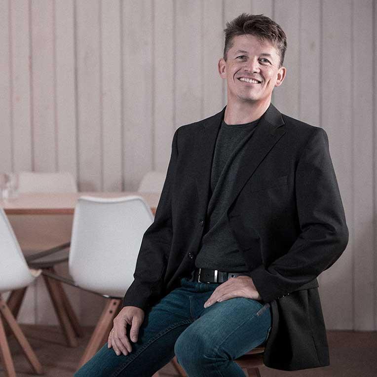 Jan Jentsch - Geschäftsführer